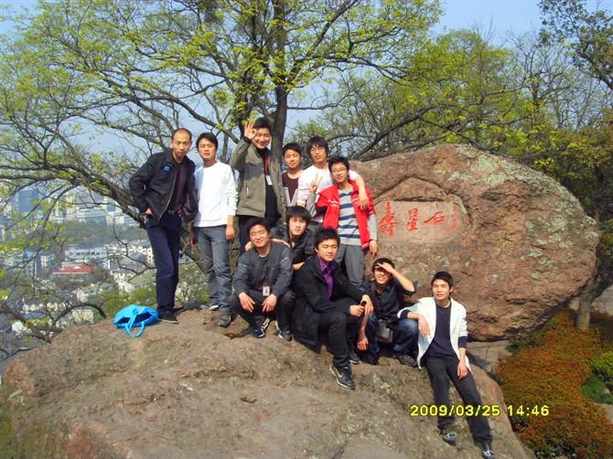 杭州华力电脑维修培训学员照片
